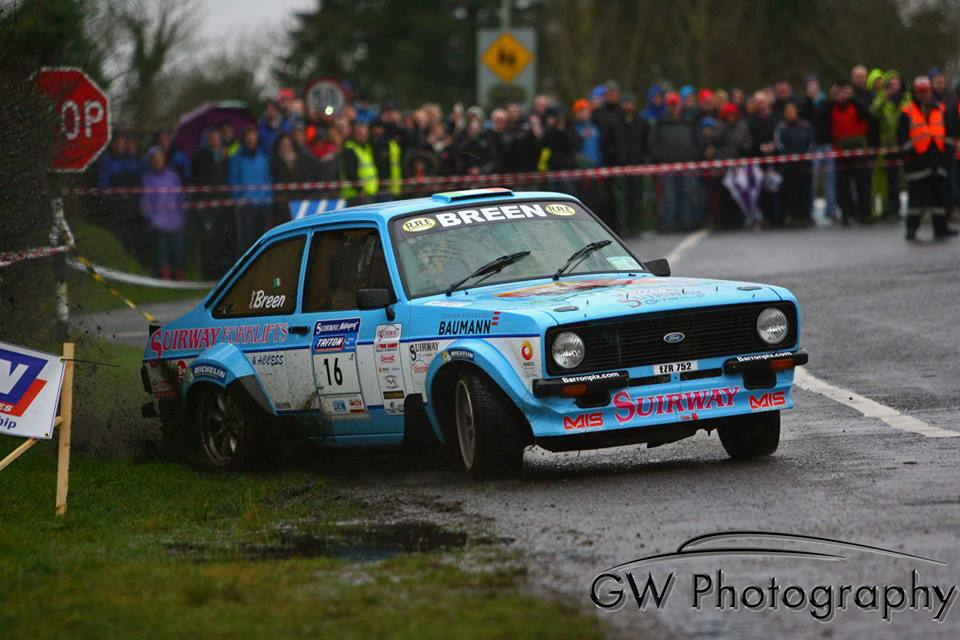 Abbeyleix Manor Hotel Rally 2015