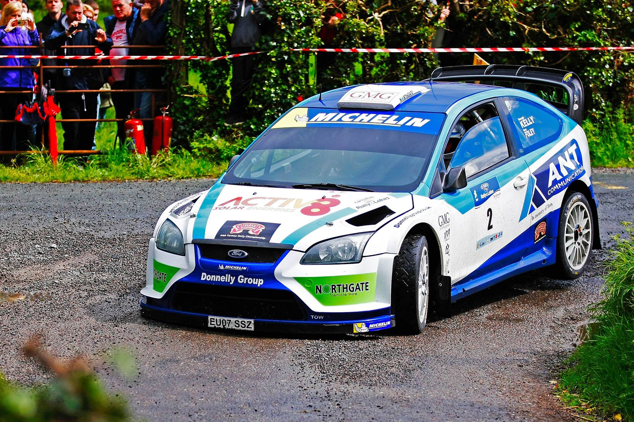 Cartell.ie Rally of The Lakes 2015