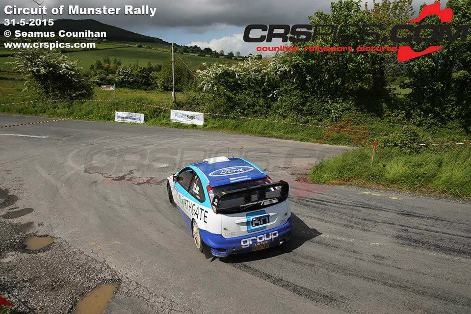 Circuit of Munster Rally 2015