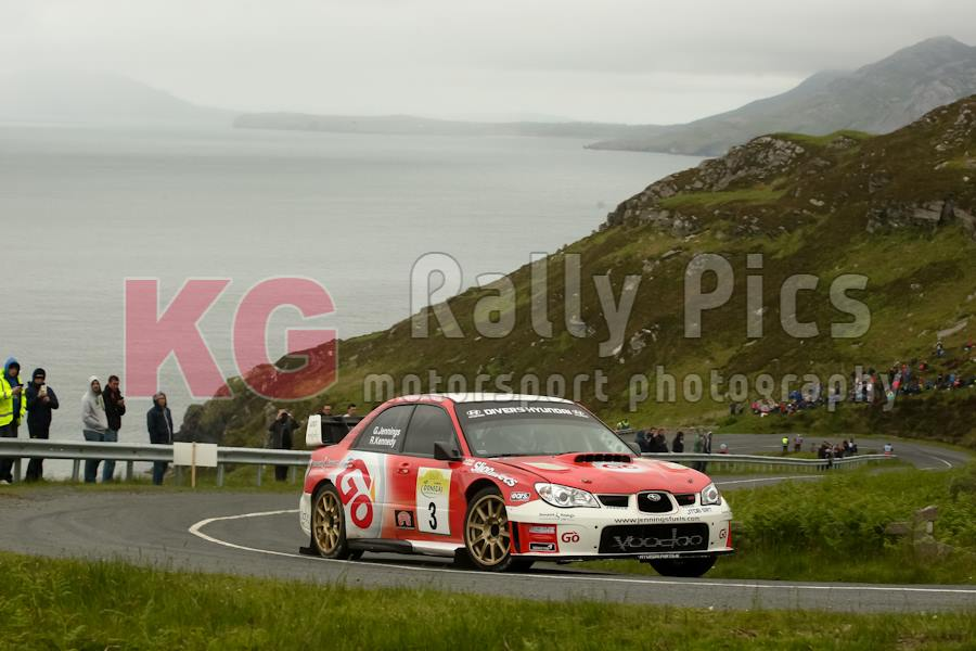 Joule Donegal International Rally 2015