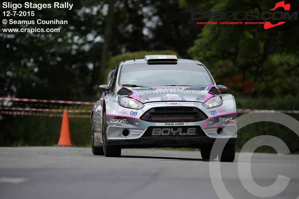 Sligo Stages Rally 2015