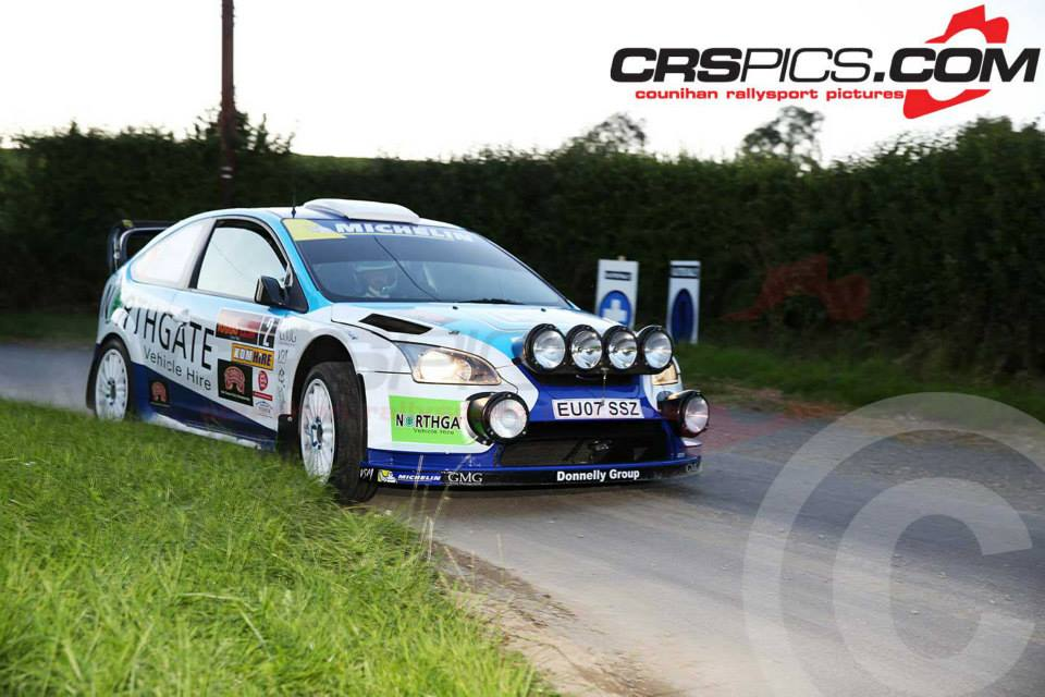 Ulster Rally 2015