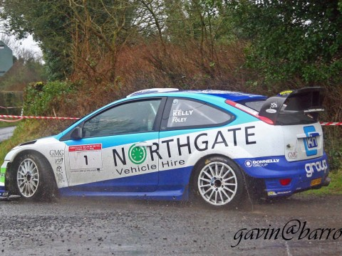 Abbeyleix Stages Rally 2016