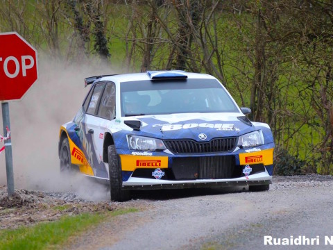 Midland Moto Stages Rally 2016