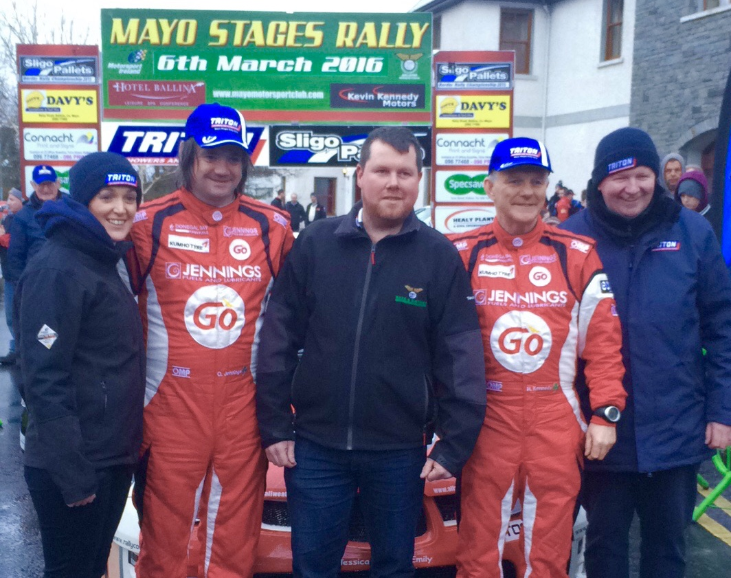 Mayo Stages Rally 2016