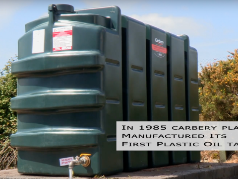 Carbery Plastics Oil Tank Replacement